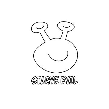 Starve Evil by KKPeanut