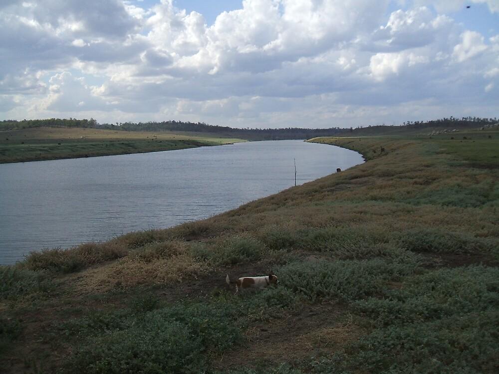 Wuruma Dam by skellett
