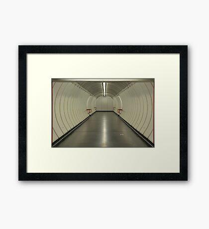 2001 Framed Print