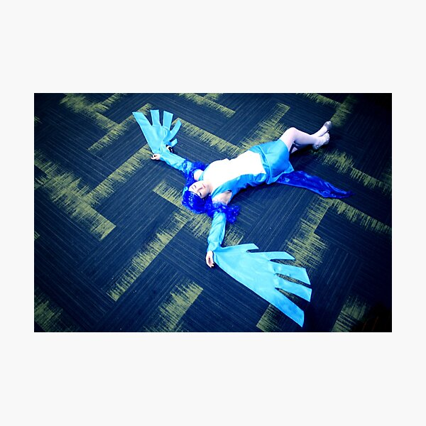 Articuno Cosplay Photographic Print