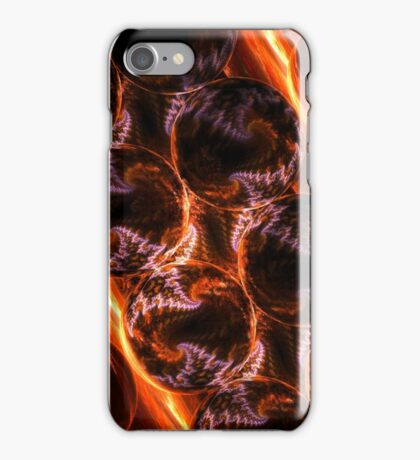 Into The Fire iPhone Case/Skin
