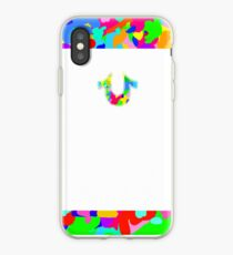 Fruity Pebbles True Religion (White iPhone Case