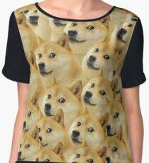 Doge Chiffon Top