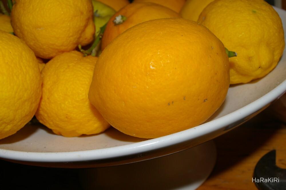 Lemons by HaRaKiRi