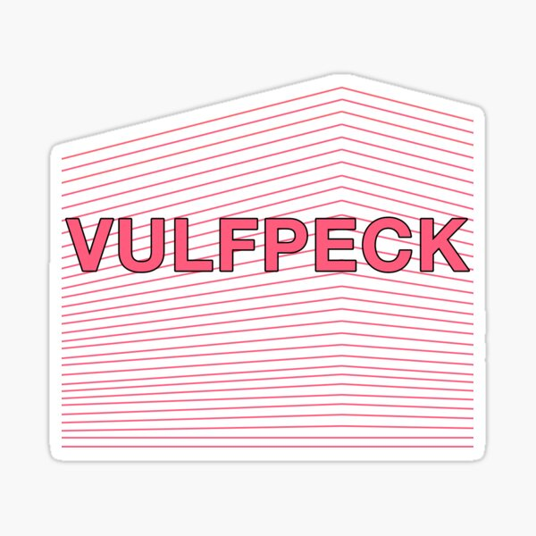 Vulfpeck Sticker