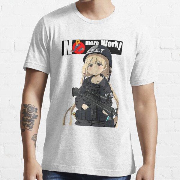 N.E.E.T. Loli Commando Essential T-Shirt