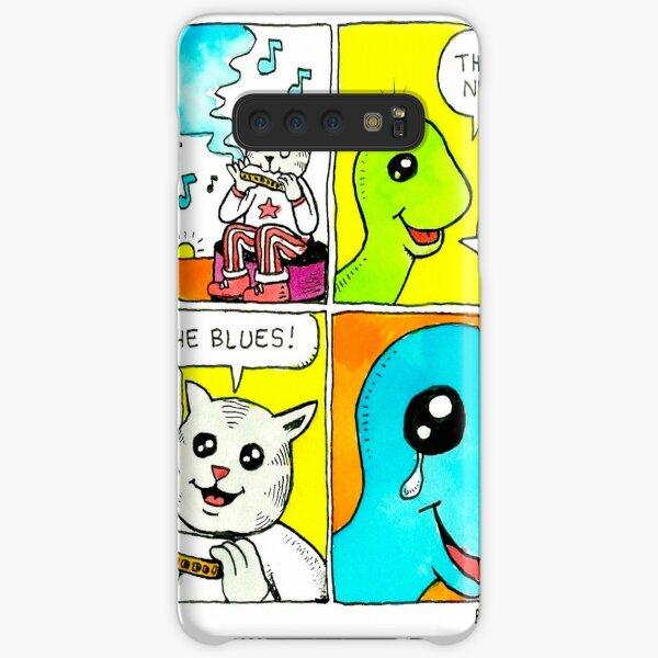 The Blues Samsung Galaxy Snap Case