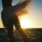 Tutu in the Sunset by ARPhotography