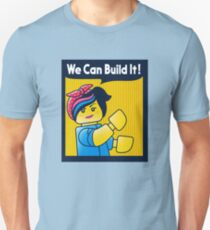 Build it! Unisex T-Shirt