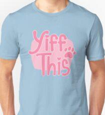 Yiff This! Unisex T-Shirt