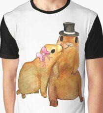 Uncertain Love Graphic T-Shirt