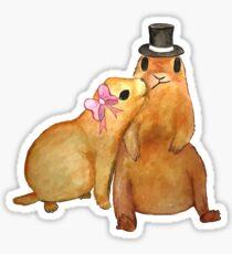 Uncertain Love Sticker