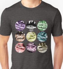 Multi-Colored Racing Dots T-Shirt