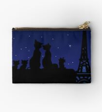 The Cats in Paris Studio Pouch