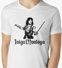 Inigo Montoya Men's V-Neck T-Shirt