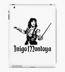 Inigo Montoya iPad Case/Skin
