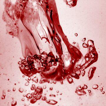 A Scarlet Plunge by fotojux