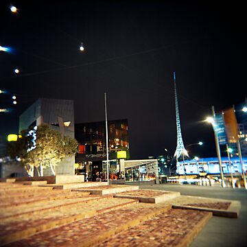 Fed Square 1 by science