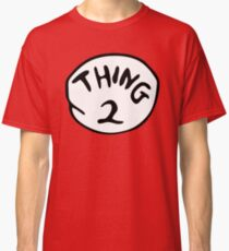 thing 2 Classic T-Shirt