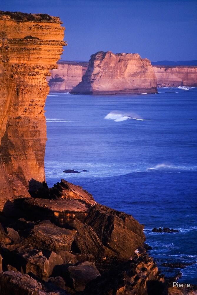 Apostles Coast by Pierre