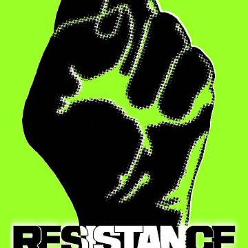 resistance by dennis-gaylor
