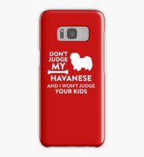 My Havanese  Samsung Galaxy Case/Skin