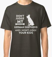 My German Shepherd Classic T-Shirt