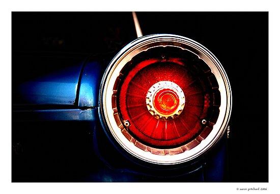 blue falcon by Aaron .