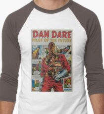 ' Dan Dare' retro comic book art T-Shirt