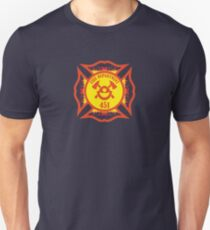 Fire Department 451 Unisex T-Shirt