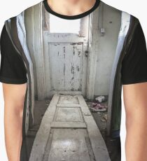 Door Step (urban exploration) Graphic T-Shirt