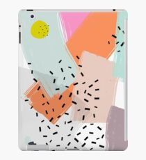 Snigger // Abstract Pattern Bright iPad Case/Skin