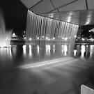 River Torrens, Adelaide SA by Brett Conlon