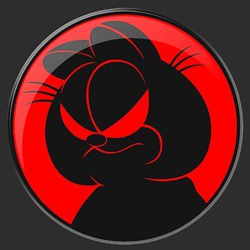 HungryCats (logo) by jcmaziu
