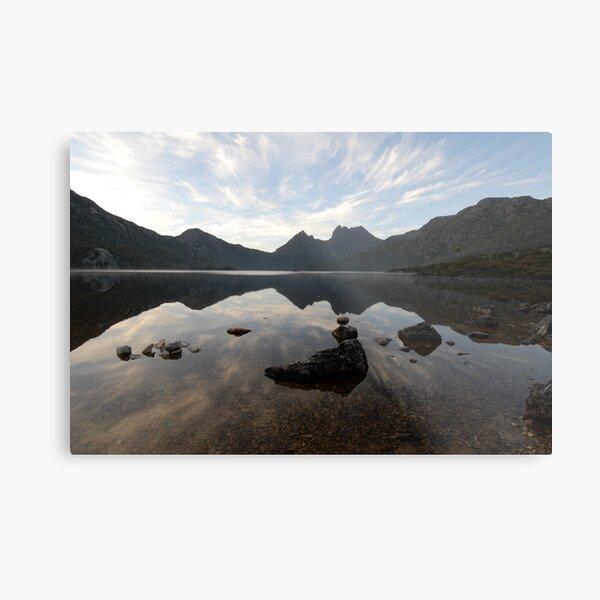 Cradle Mountain at Dawn Metal Print