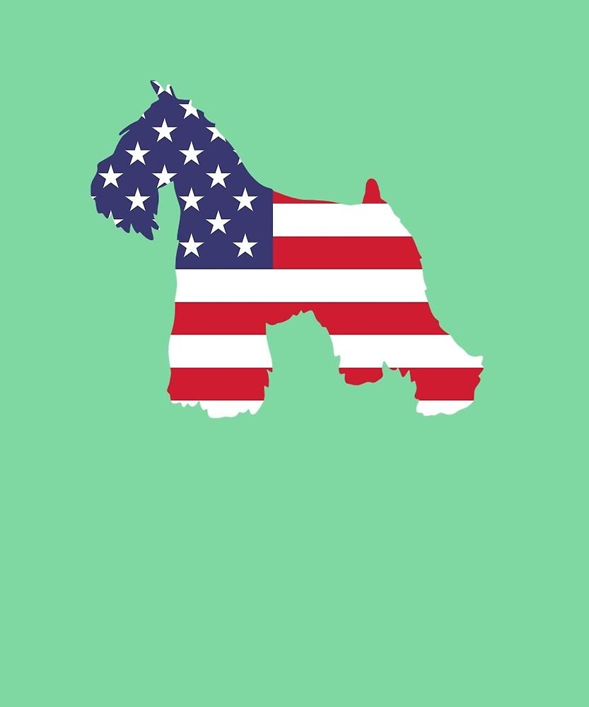 Dog Miniature Schnauzer American by AlwaysAwesome