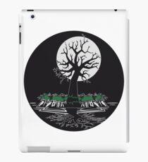 island gothic horror iPad Case/Skin