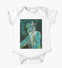 WDV - 301 - Smoking Hat A One Piece - Short Sleeve
