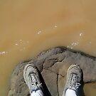 river feet by Devan Foster