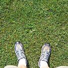 lawn feet by Devan Foster