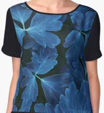 Fantastic plants Chiffon Top