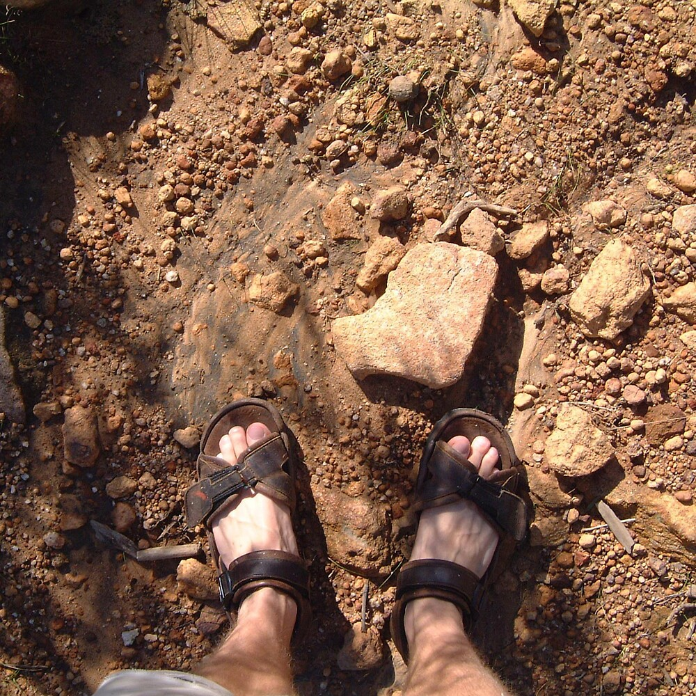 redpath feet by Devan Foster