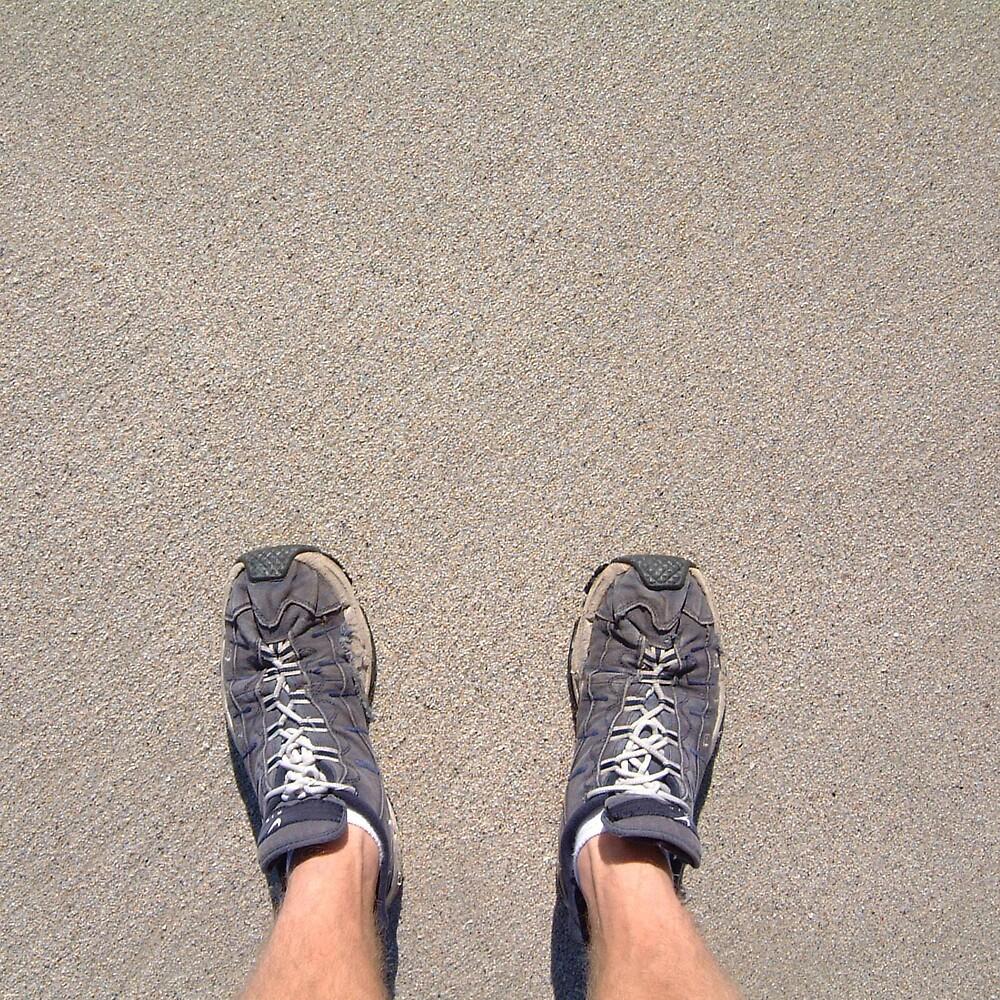 sand feet by Devan Foster