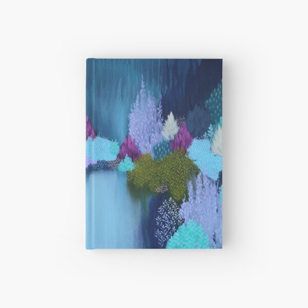 Running Wild Hardcover Journal