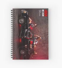 4Minute Hate Spiral Notebook