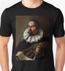 Capo Ferro Portrait Unisex T-Shirt