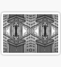 Imperial Colonnade Sticker