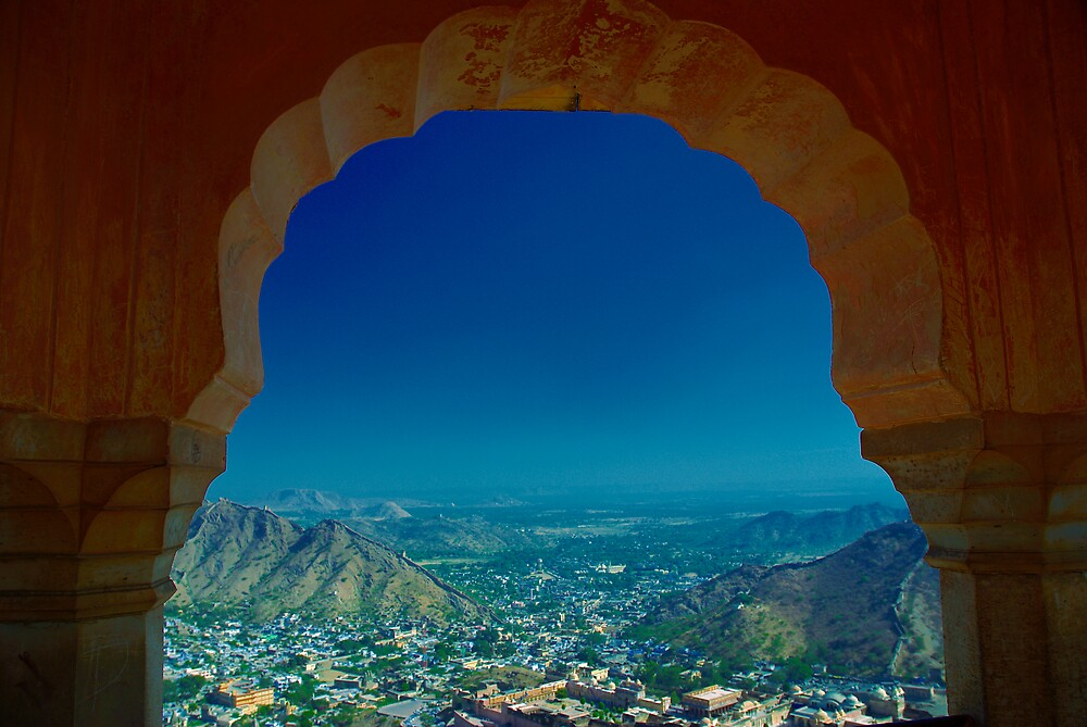 Beyond the Aravalli Hills* by theurbannexus