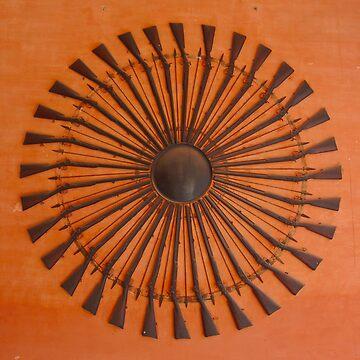 Gun Chakra by theurbannexus