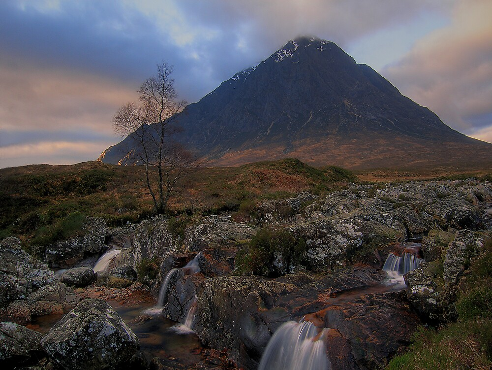 Buachaille Etive Mor by David James